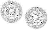 Diamond Stud Earrings, 14k White Gold Margarita Diamond Stud Earrings (1-1/2 ct. t.w.)