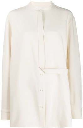 Jil Sander Lightweight Oversized Knitted Cardigan