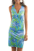 Gretchen Scott Swerve Palm Dress