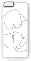 Zero Gravity Besties iPhone 6 Case