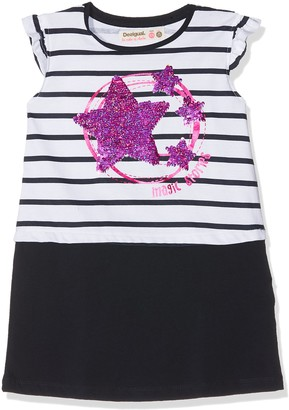 Desigual Girl's Vest_tunez Dress