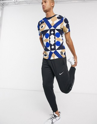 Nike Running x Cody Hudson t-shirt in multi