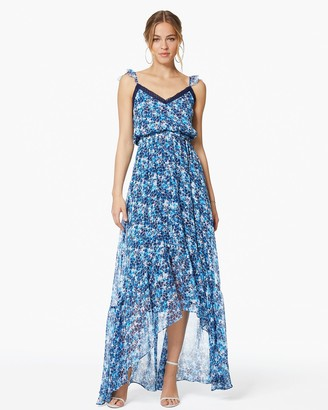Ramy Brook Printed Schena Dress