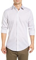 Gant Men's 'Royal Oxford' Extra Trim Fit Tattersall Sport Shirt