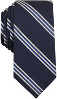 Bar III Men's Questa Stripe Slim Tie, Only at Macy's