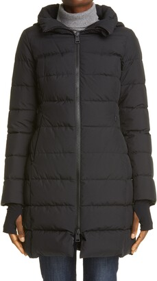 Herno Laminar Water Repellent Hooded Down Puffer Coat