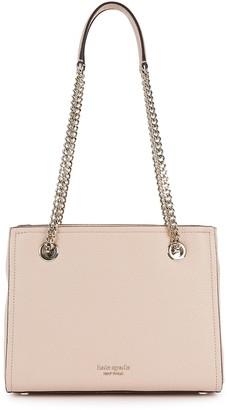 Kate Spade Amelia small blush leather shoulder bag