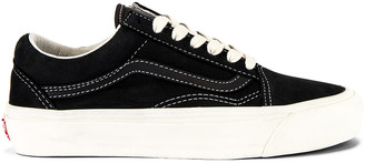 Vans OG Old Skool LX in Raven & Black | FWRD
