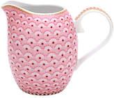Pip Studio Floral 2.0 Small Cream Jug, Pink, 250ml