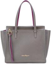 Salvatore Ferragamo Large tote bag - women - Calf Leather - One Size