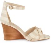 Seychelles Fringed Wedge Sandals