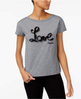 Love Moschino Cotton Love Graphic T-Shirt