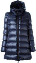 Moncler 'Suyen' padded coat - women - Feather Down/Polyamide - 4