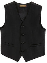 Class Club Gold Label Big Boys 8-20 Pinstripe Vest