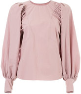 TOMORROWLAND balloon sleeves blouse