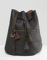 Pieces Lellis Bucket Bag