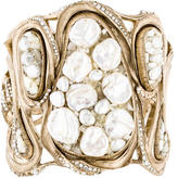 Chanel Mother of Pearl Cuff