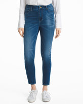 White House Black Market High-Rise Skinny Jeans