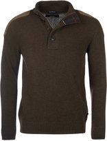 Barbour Sam Heughan for Men's Charlock Half Button Wool Sweater