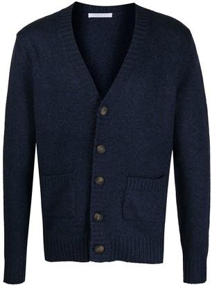 Cenere Gb chunky knit V-neck cardigan