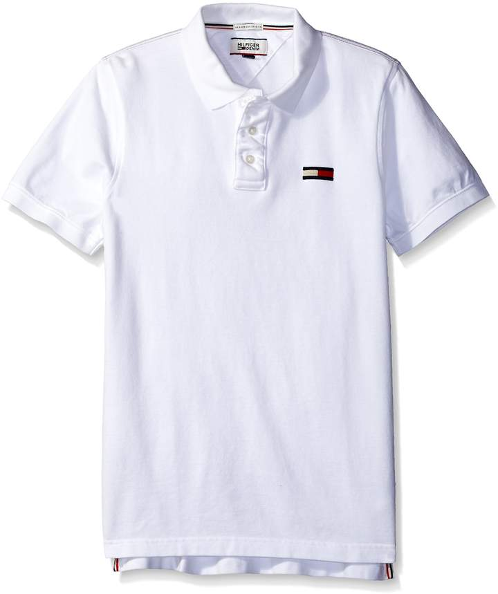 00e1c64c Tommy Hilfiger Polo Shirts For Men - ShopStyle Canada