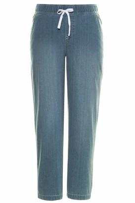 JP 1880 Men's Big & Tall Trousers Blue Denim X-Large 726843 92-XL