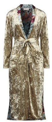 Black Coral Overcoat