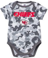 Gerber Baby Kansas City Chiefs Camouflage Bodysuit