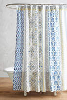Anthropologie Azule Shower Curtain