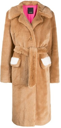 Pinko Oversized Coat