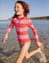 Long-Sleeved Swimsuit