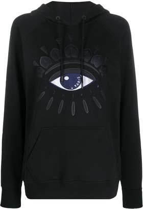 Kenzo Eye motif hoodie