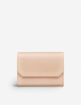 Cartier Guirlande de mini leather wallet