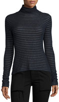 Rag & Bone Keaton Striped Turtleneck Sweater