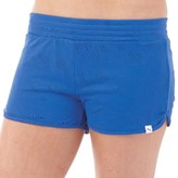 Puma Womens DryCELL Mesh It Up Training Shorts Dazzling Blue