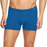 Calida Men's No Y-front Boxer Shorts - Blue -