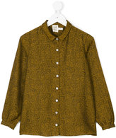Caffe' D'orzo - Elena shirt - kids - Cotton/Acetate - 8 yrs