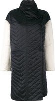 Isabel Marant quilted coat - women - Silk/Cotton/Polyester - 36