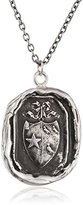 Pyrrha Unisex 925 Sterling Silver Sisterhood Talisman Necklace