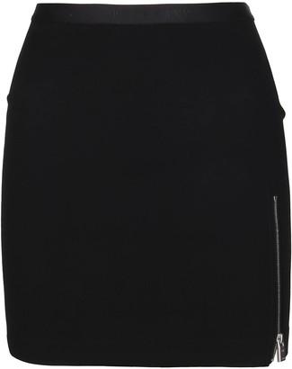 Alyx Zipped Mini Skirt