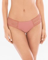 Soma Intimates Sophia Side Tab Bikini Swim Bottom