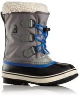 Sorel Fur-Lined Waterproof Nylon Yoot Pac Boots