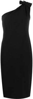 Boutique Moschino Asymmetric Cocktail Dress