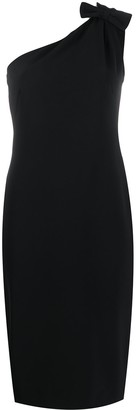 Moschino asymmetric cocktail dress