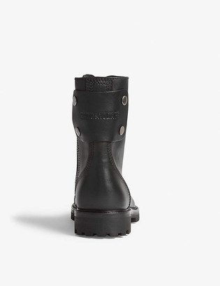 Zadig & Voltaire Joe leather ankle boots