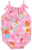 Bebe Baby Girls Kalani Bows One Piece