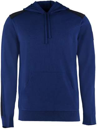 Amhrest Merino Wool Hooded Sweater