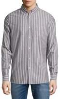 Sovereign Code Nason Cotton Casual Button-Down Shirt