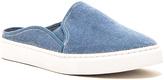Qupid Blue Razzy Slip-On Sneaker