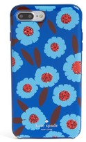 Kate Spade Jeweled Majorelle Iphone 7 & 7 Plus Case - Blue